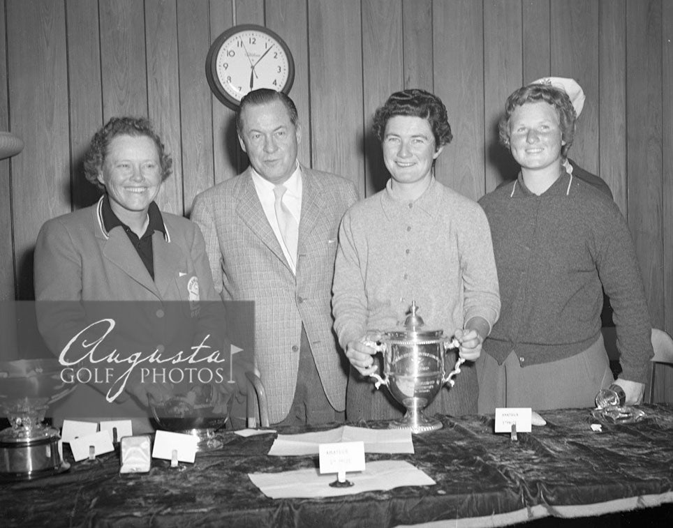 Winner's Cup with Bobby Jones