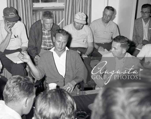 Arnold Palmer National Press Room (2)