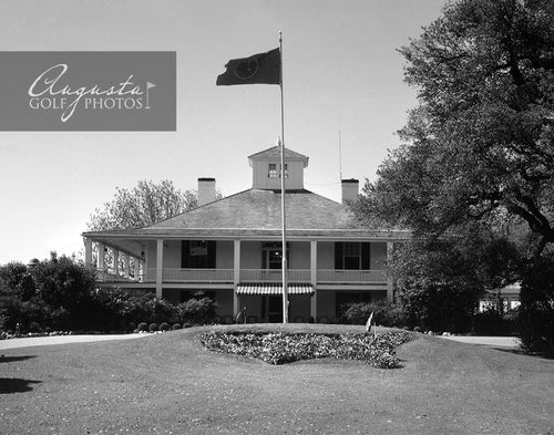 Augusta National Clubhouse and Founder's Circle