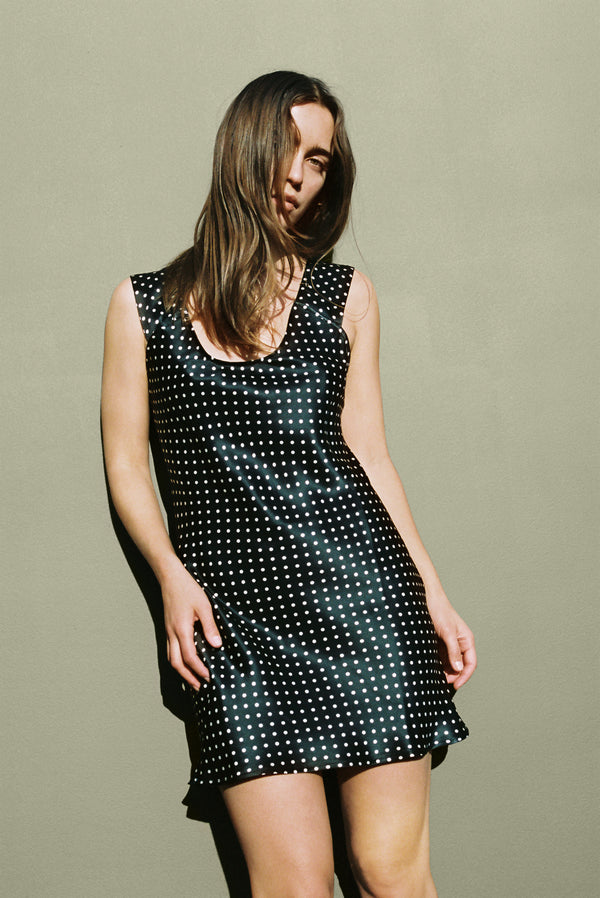 Dila Dress Polka Dot