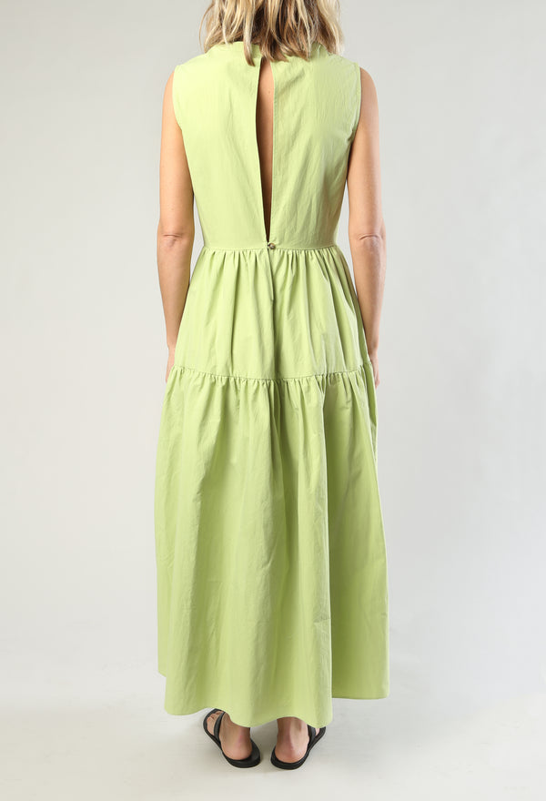 Freya Dress Pistachio