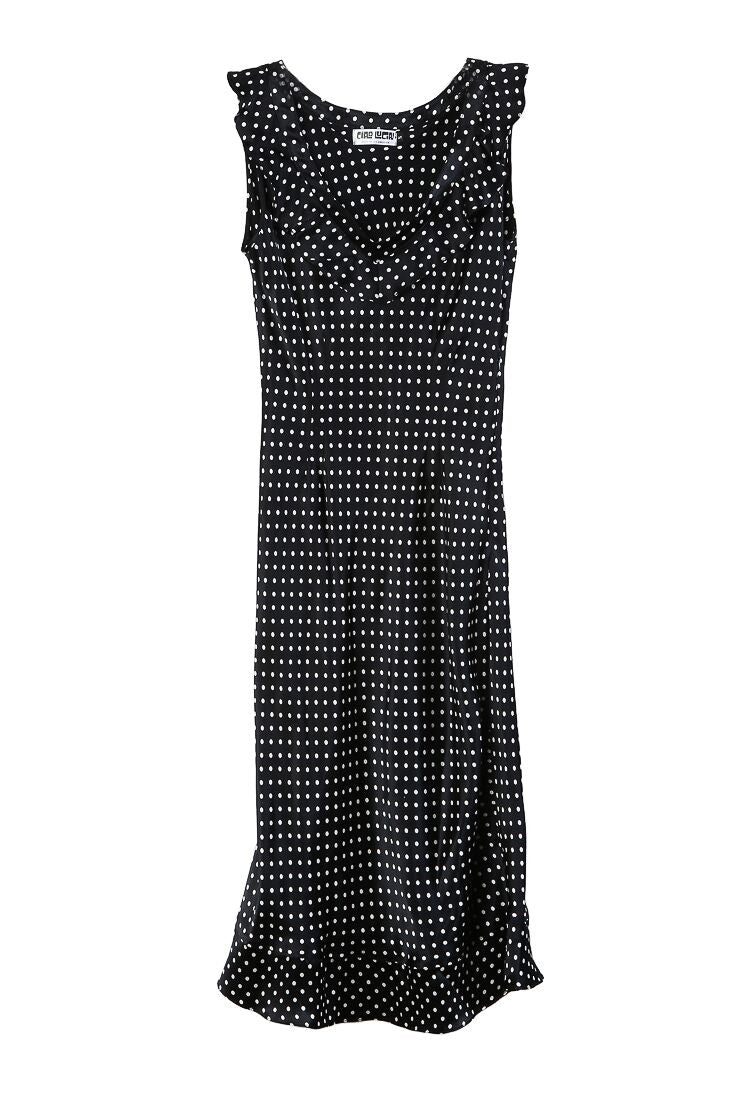 Federica Dress Polka Dot