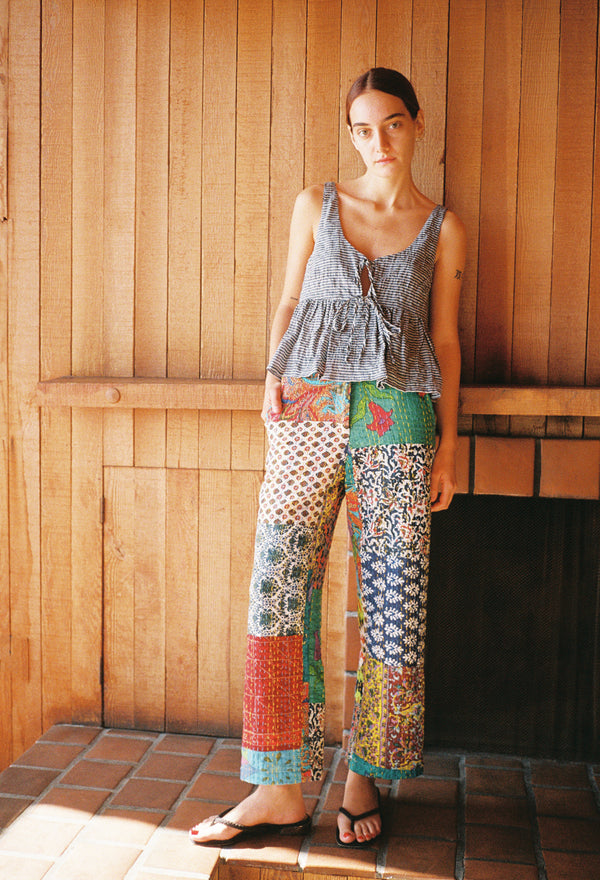 Pietro Pant Patchwork Pre-Order