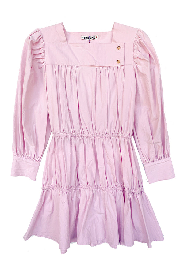 Alessandra Dress Baby Pink PRE-ORDER