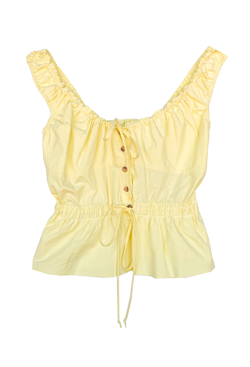 Ilaria Top Light Yellow
