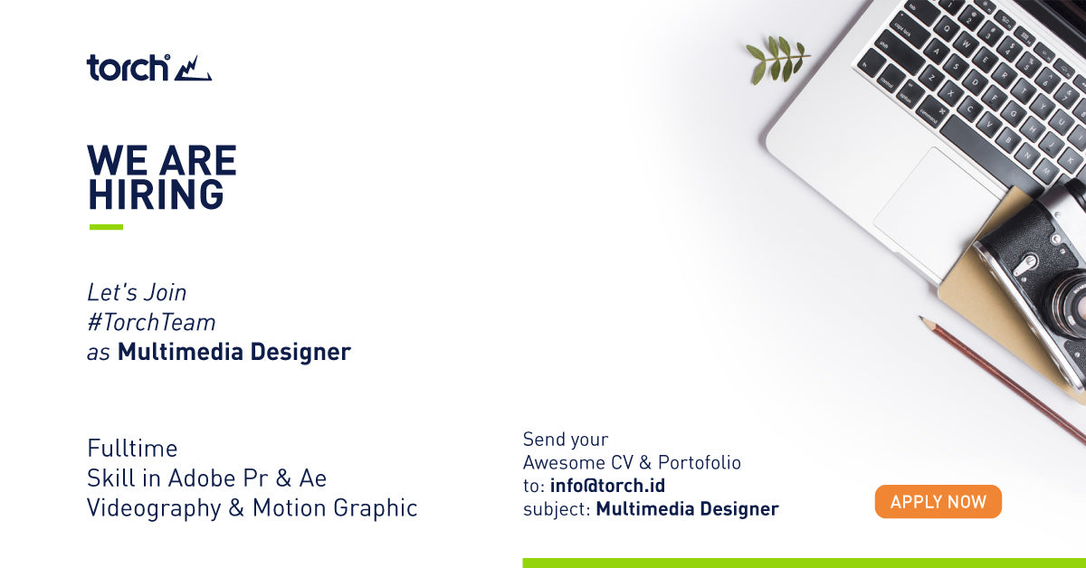 Torch hire Multimedia designer