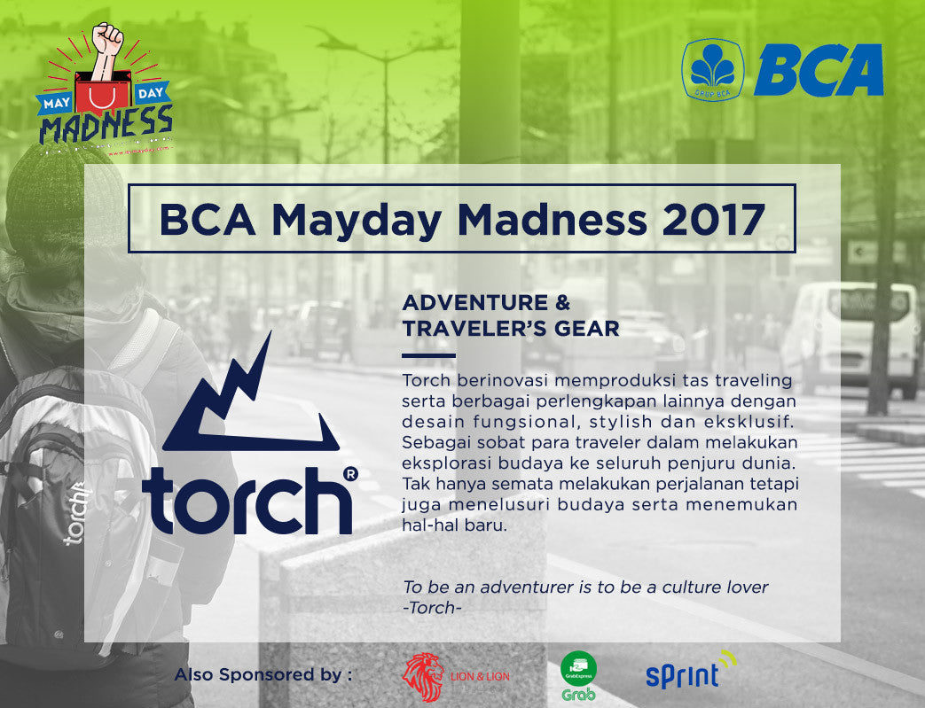 Torch its mayday bca