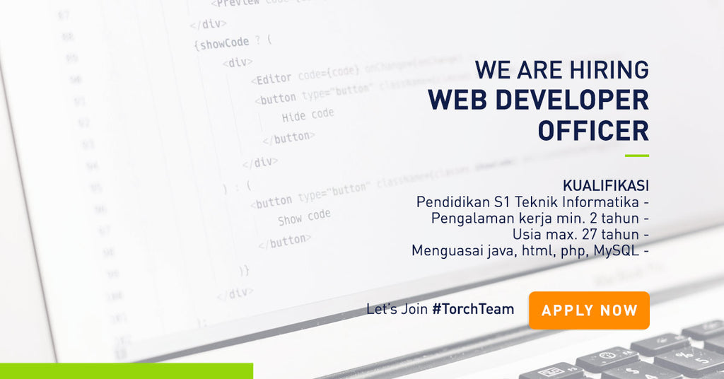 Lowker Torch Web Developer