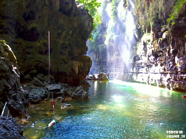 Green Canyon, Cijulang
