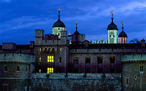 The Tower of London (Inggris)