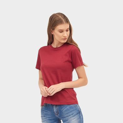 Kaos Basic Women - Burgundy