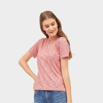 Kaos Basic Women - Dusty Pink