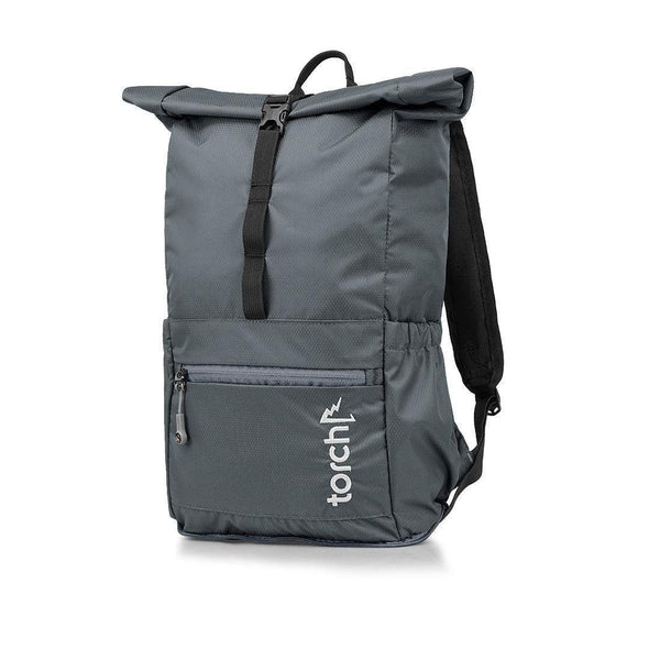 Kashiwa Foldable Bag 19+2 Liter - Dark Grey