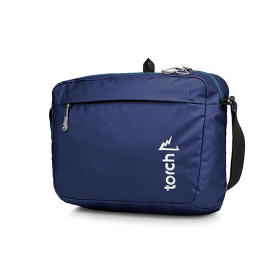 Koto Messenger Bag - Navy