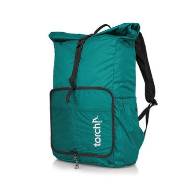 Kumano Foldable Bag 19 + 2 Liter - Deep Lake Tosca