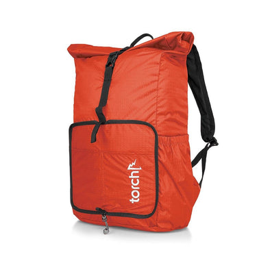 Kumano Foldable Bag 19 + 2 Liter - Orange