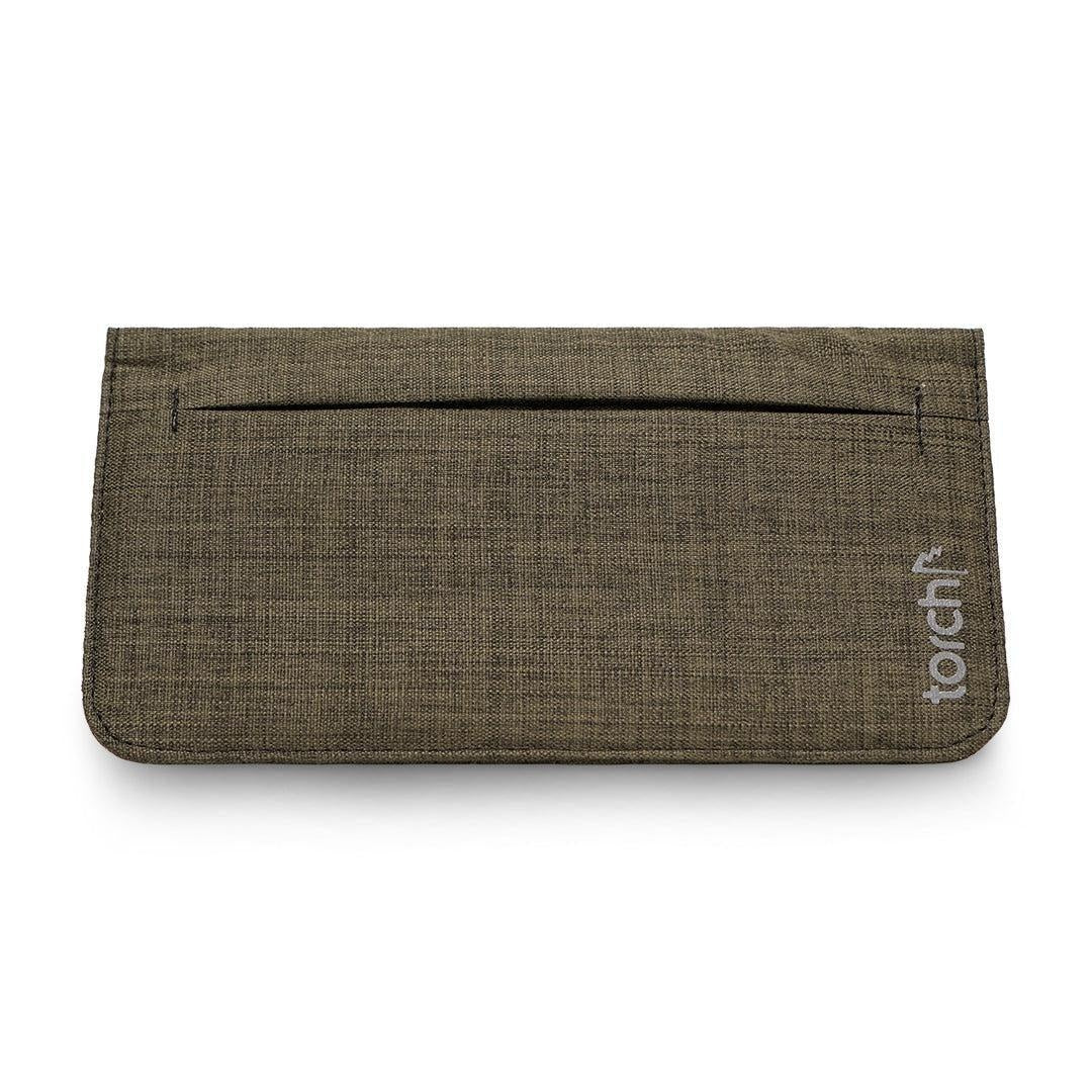 Long Wallet Oder - Olive