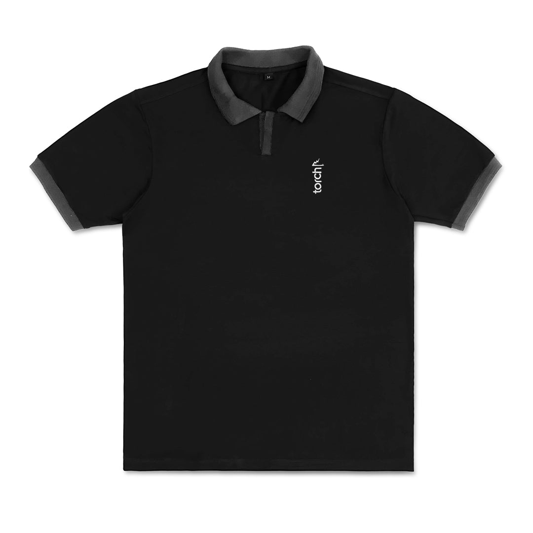 Alvares Evo Polo Shirt - Black