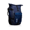 Tampak samping kanan tas ransel traveling Torch, Rio Travel Backpack 40+3 Liter.