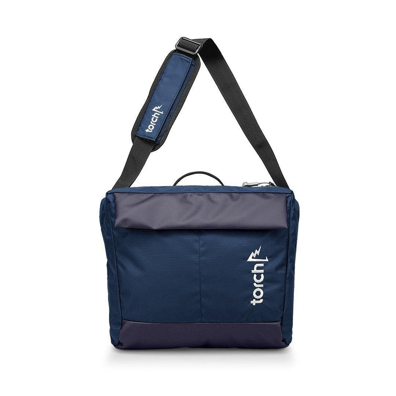 Sakura Messenger Bag - Navy