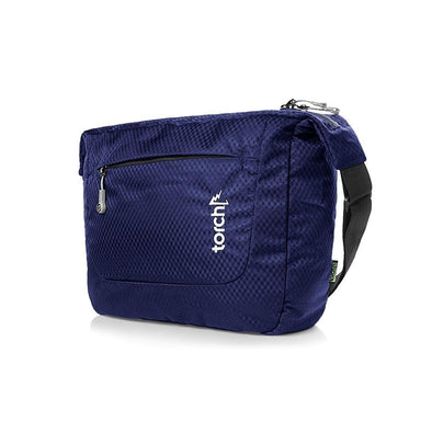 Sanmu Messenger Bag - Patriot Blue