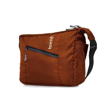Yokote Messenger Bag - Terracotta