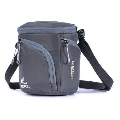 Boston Mirrorless Camera Pouch - Castlerock Grey