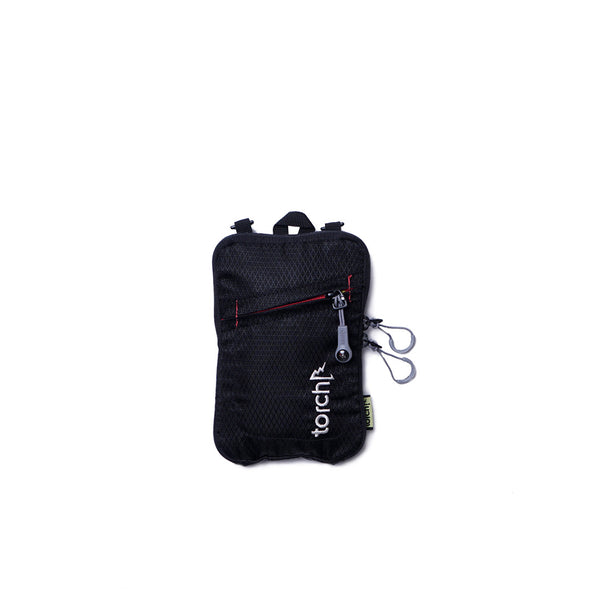 Ozu Passport Pouch - Jet Black
