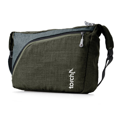 Mihara Messenger Bag - Misty Dusty Olive