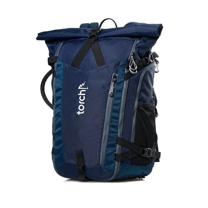 Travel Backpack New York 35 + 3 Liter - Navy
