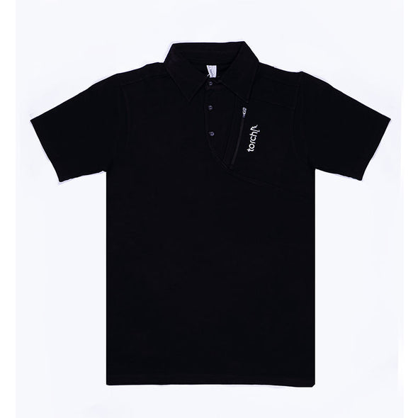 Polo Dartford Evo - Hitam