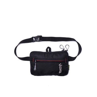 Katori Passport Pouch - Jet Black