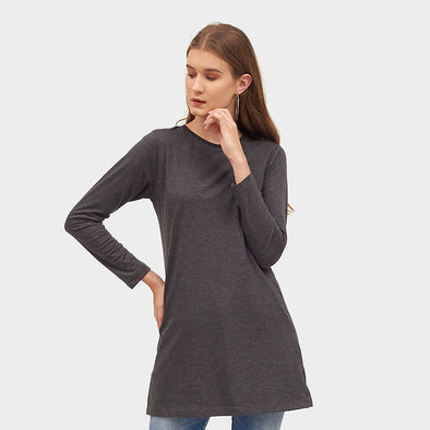 Tunik Long Basic Women - Misty Tua