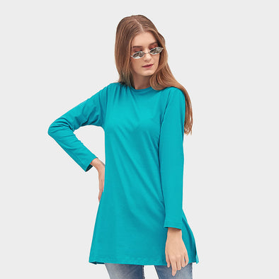 Tunik Long Basic Women - Tosca