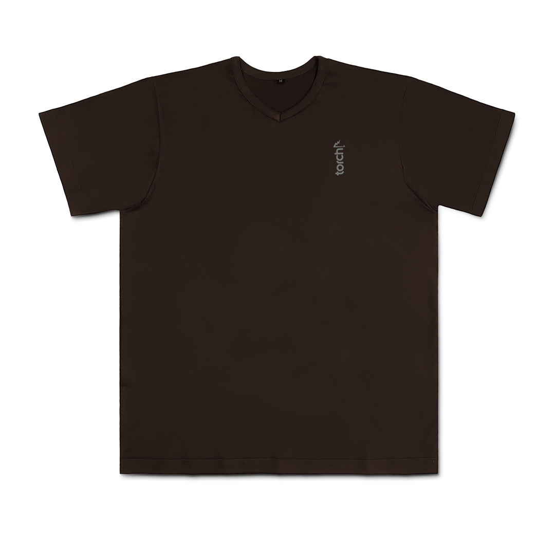 T-shirt Cabral - Broken Brown