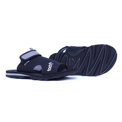 Sandal Arrafa Men - Hitam Abu