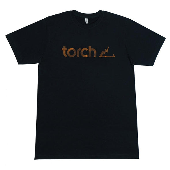 T-Shirt Kontur - Black