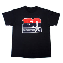 150 DREAM TEAM LOGO T-SHIRT (BLACK)