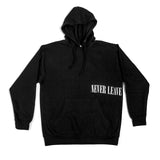 Never Leave My Brother Hoodie (BLACK)