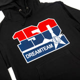150 DREAM TEAM LOGO HOODIE (BLACK)