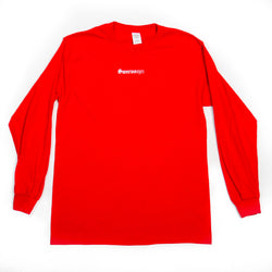 SWERVO SZN LONG SLEEVE (RED)