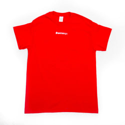 SWERVO SZN T-SHIRT (RED)