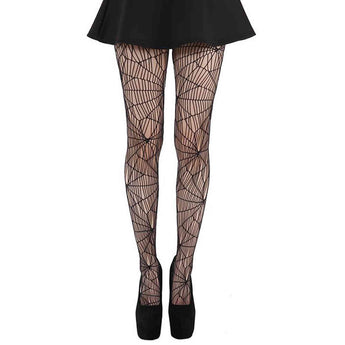 Pamela Mann Giant Spiderweb Net Tights