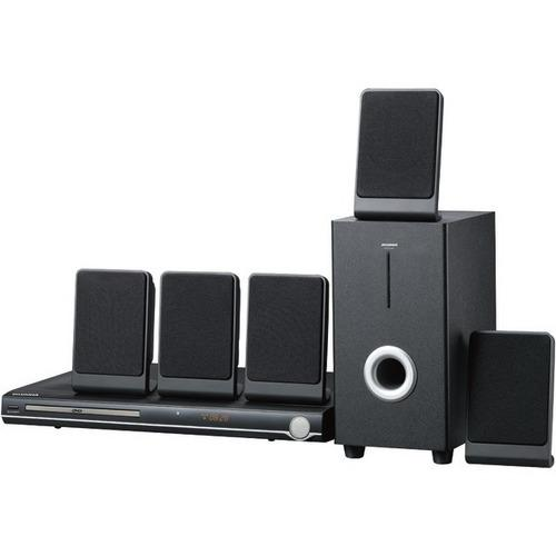 SYLVANIA SDVD5088 5.1-Channel DVD Home Theater System