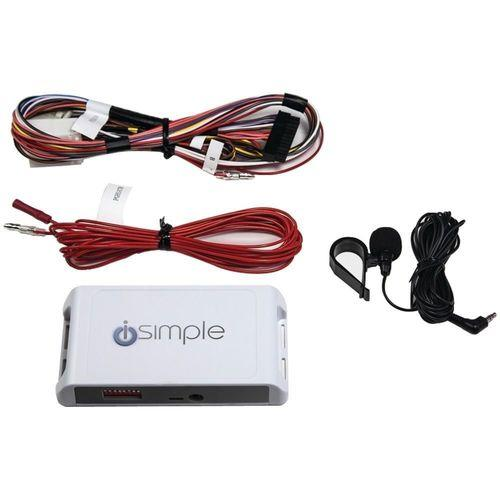 PAC Isimple Bluetooth Kit for Smartphones  CarConnect to Select Honda Vehicles