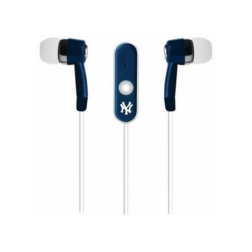NY Yankees Hands Free Ear Buds