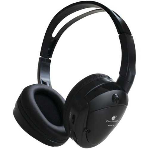 Planet Audio PHP32 Dual-Channel IR Wireless Headphones