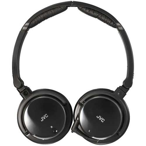 Jvc Noise-cancelling Headphones With Retractable Cord JVCHANC120
