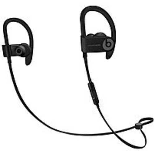 Beats by Dr. Dre Powerbeats3 ML8V2LL/A Wireless Earphones With Mic - Black