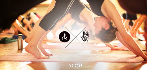 Tribe Hangout at Moksha Yoga